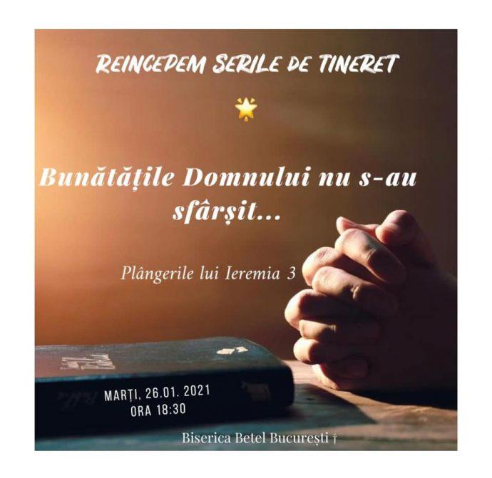 Tineret Betel Bucuresti