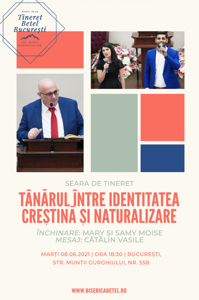 seara_de_tineret_Tânărul între identitatea creștină și naturalizar