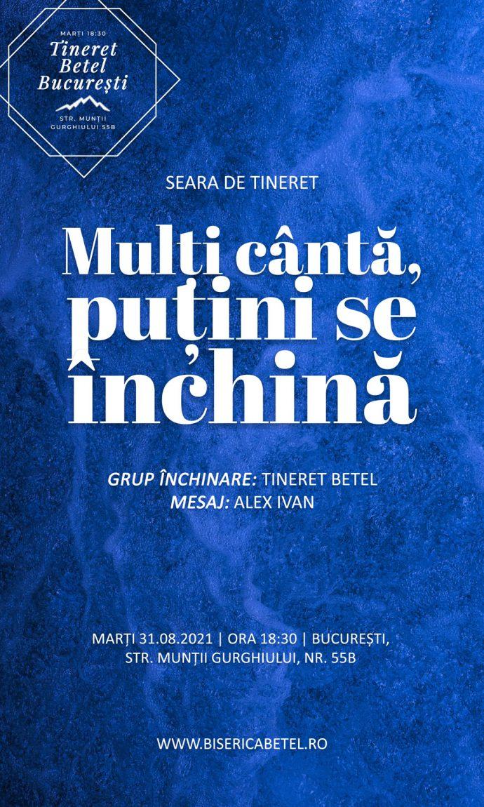 multi_canta_putini_se_inchina seara de tineret
