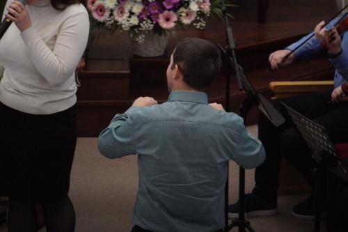 Bucuria slujirii | 29 Noiembrie 2020 | Biserica Betel Bucuresti