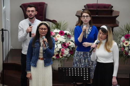 Colindul copiiilor Bisericii | 20 Decembrie 2020