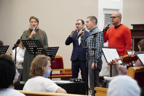 Părtășia Bisericii | 13 Decembrie 2020 | Biserica Betel Bucuresti
