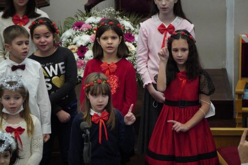 Sărbătorim Nașterea Domnului Isus | 25 Decembrie 2020