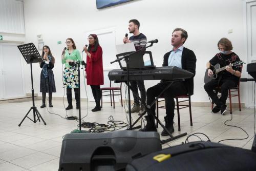 Seară de colind - Tineret Betel București | 15 Decembrie 2020